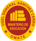 UGEL General Sánchez Cerro